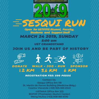 SESQUI Run 2019