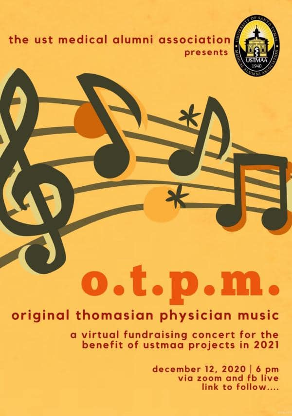 Original Thomasian Physician Music Virtual Concert