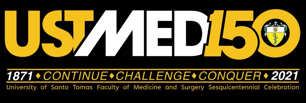 USTMED150 logo (with clear description)